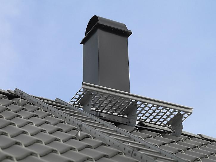 Bezpečnost na střeše i pod ní