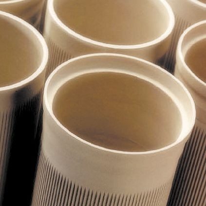 Srdcem moderních komínů je vložka z technické keramiky.