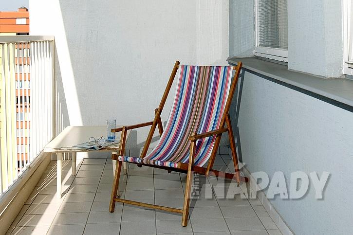 Proměna balkonu v paneláku: Vytvořte si i ve městě malou zahrádku 2