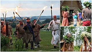 Kam na výlet: Tradiční slavnosti slunovratu inetradiční hudba azábava