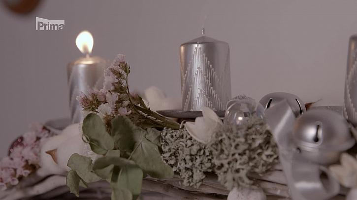 Návod na výrobu adventního svícnu (Zdroj: Adventní svícen)