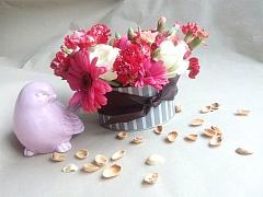 Vyrobte si květinovou dekoraci podle našeho návodu