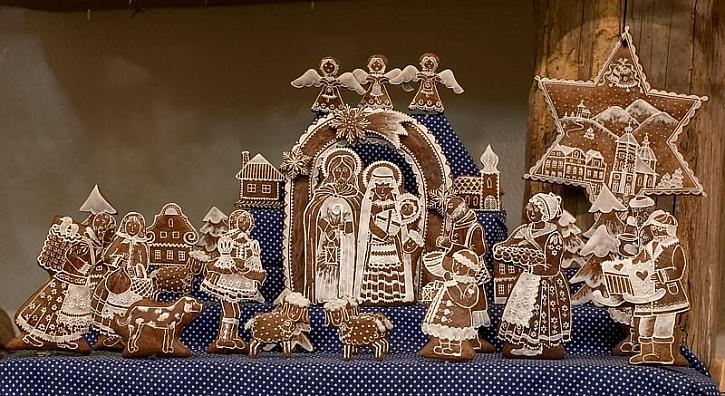 Malované Vánoce