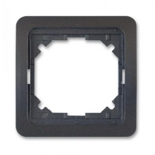 ELEKTROBOCK VENUS jednoduchý vnější rámeček, antracit