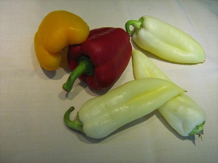 Pihy na kráse rajčat, paprik i jablek a co s nimi