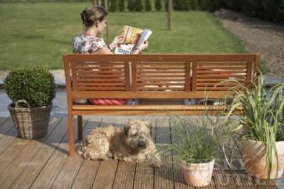 Vladeko: Péče o dřevěný nábytek v exteriéru