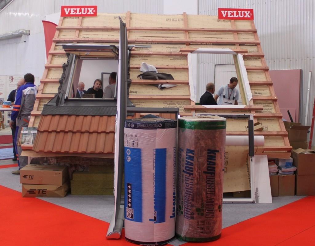 FOR ARCH 2017: komentované ukázky zateplení střechy
