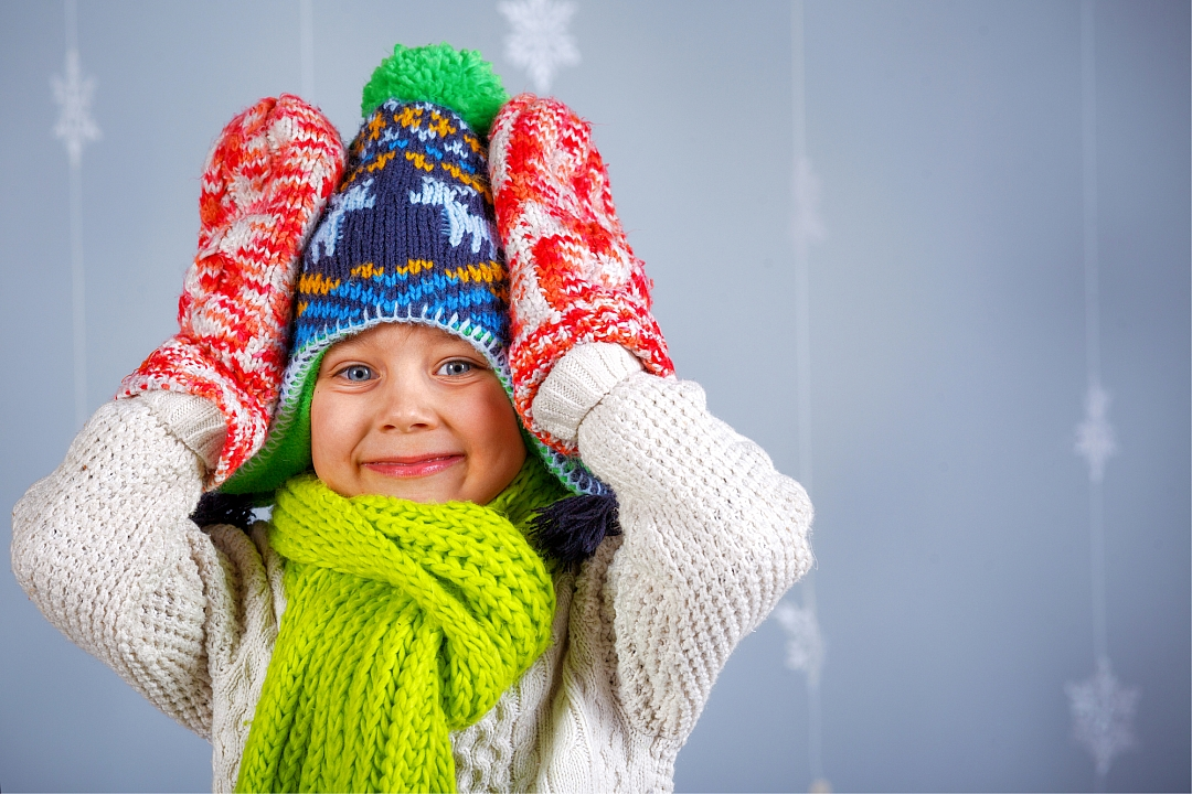 Příprava šatníku na zimu