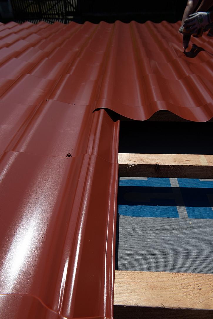 Pojistná vodní drážka (2)