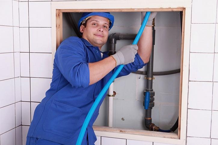 Stoupačky v panelových domech jsou často v havarijním stavu