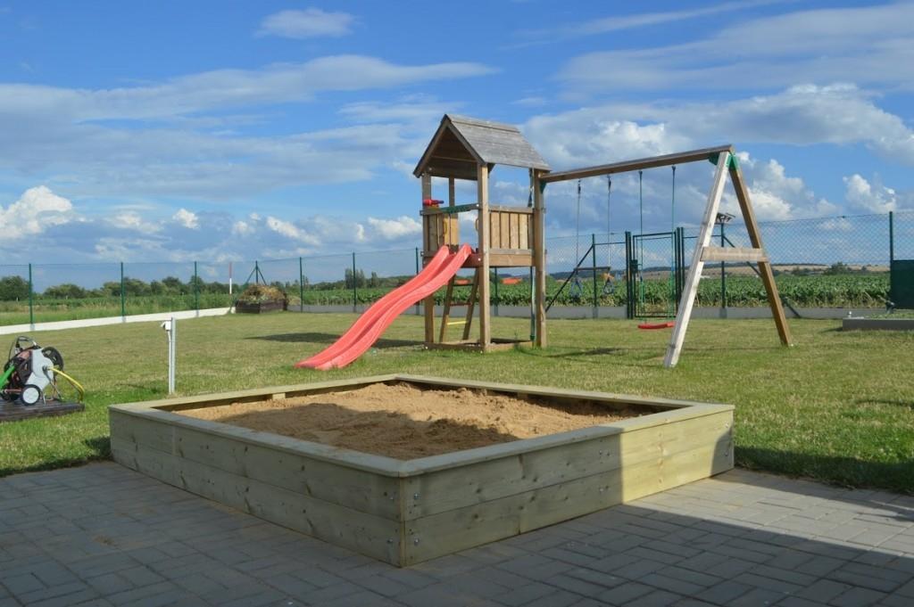 Pár rad jak udržovat dětské pískoviště
