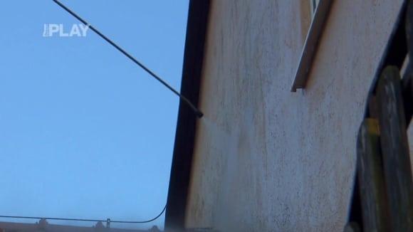 Jak čistit fasády a střechy po zimě