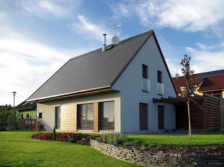 Co je základem energeticky plusového domu