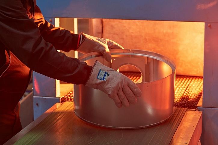 Pracovní rukavice – normy a testy odolnosti
