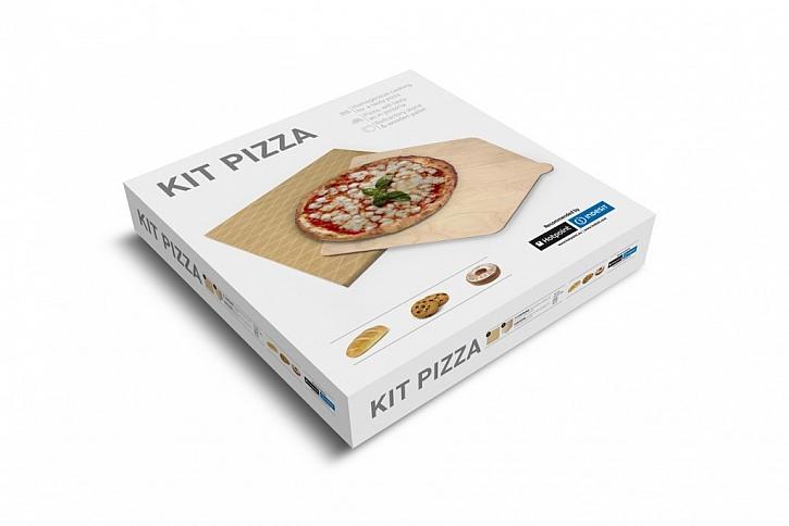 Hledáte tip na vánoční dárek? Pizza Kit – žáruvzdorný kámen pro profesionální pečení pizzy