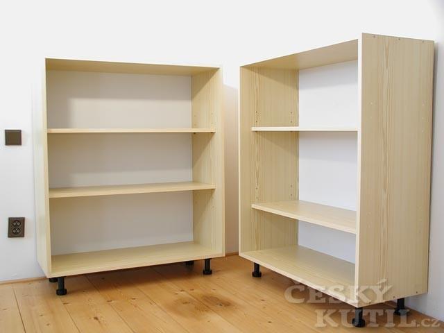 Jak vyrobit knihovnu? - 1. díl.