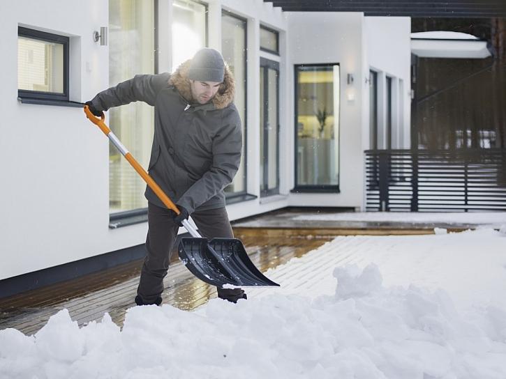 Pomocníci na odklízení sněhu