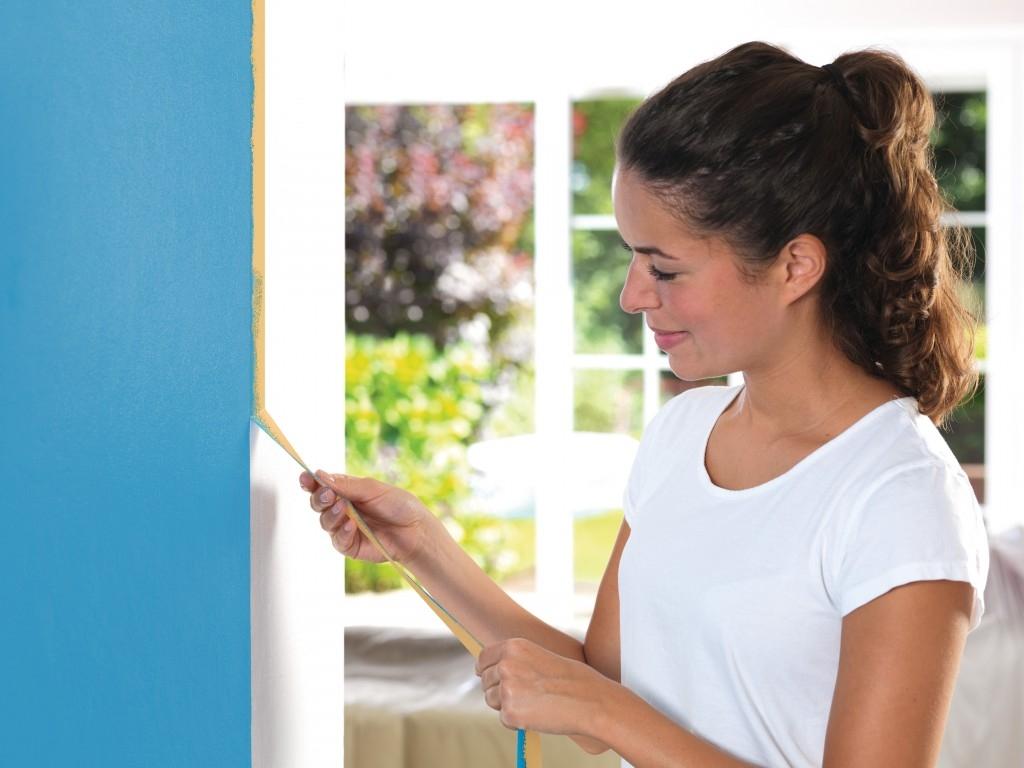 Malujeme byt: Pomoc při výběru maskovací pásky