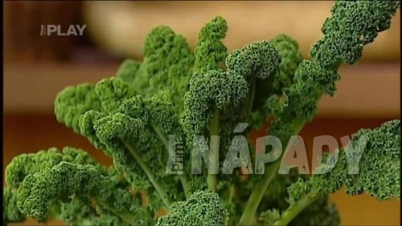 Mrazuvzdorná zelenina