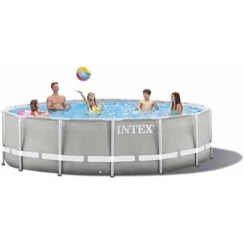 INTEX Bazén Prism Frame Pools 4.27m x 1.07m, s filtrací