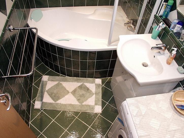 Rekonstrukce kuchyně a koupelny 1.díl