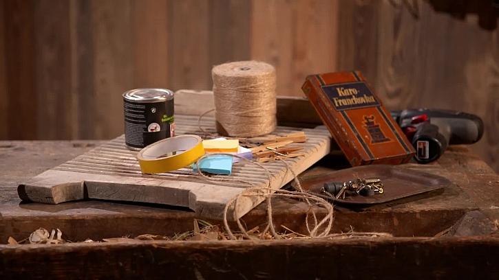 Dřevěná valcha
