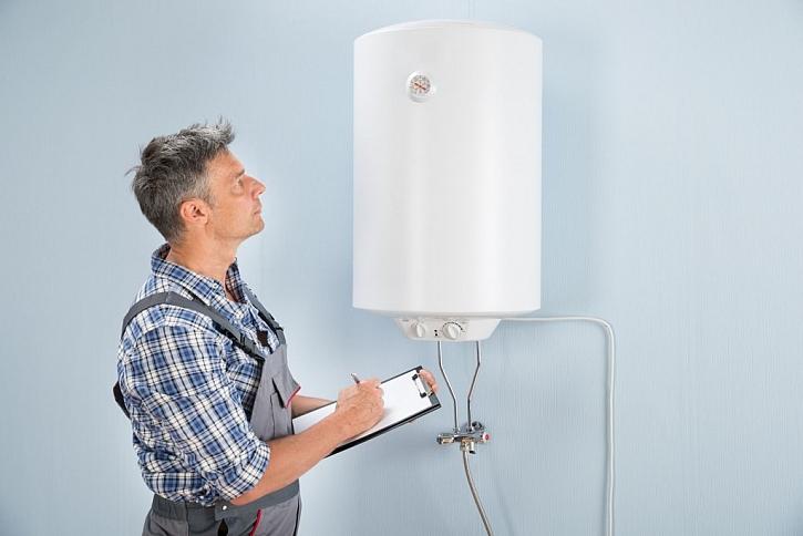 Pravidelná kontrola elektrokotlů je podmínkou bezvadného provozu