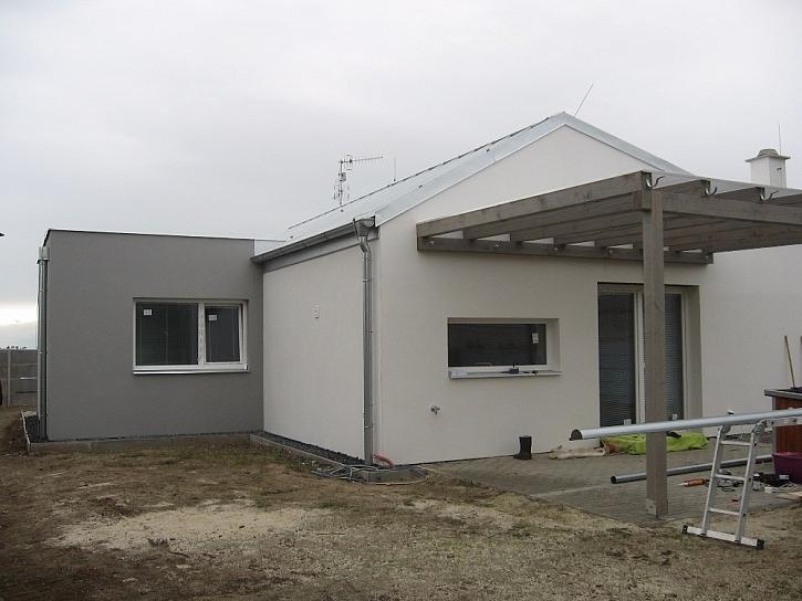 Nízkoenergetický rodinný dům PP04 Plus