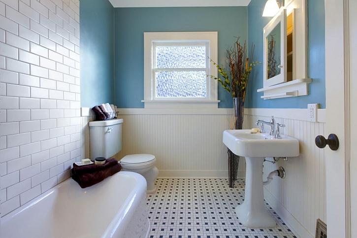 Jak odstranit plíseň v koupelně?
