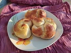Jidáše - recept na tradiční velikonoční pečivo