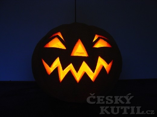 Strašidlo z dýně – Halloween se blíží