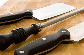 Chcete mít doma stále ostré nože i bez brousku?
