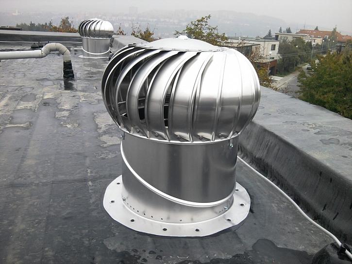 Ventilační turbína Lomanco BIB14