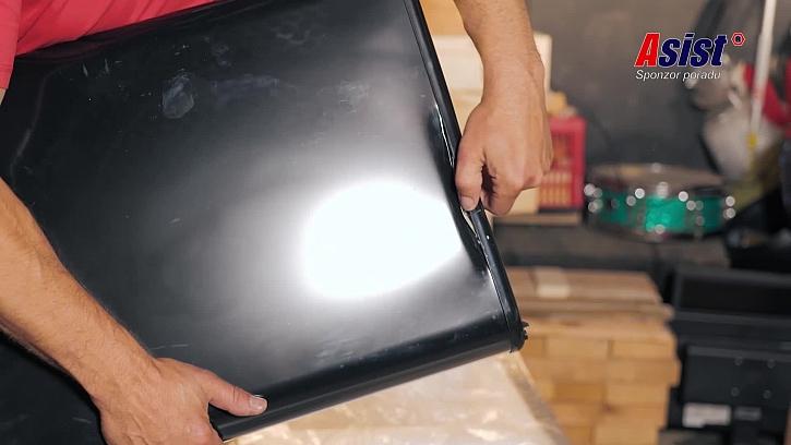 Jak jednoduše a efektivně opravit škrábance a promáčkliny na lednici (Zdroj: Prima DOMA)