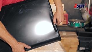 Jak jednoduše a efektivně opravit škrábance a promáčkliny na lednici