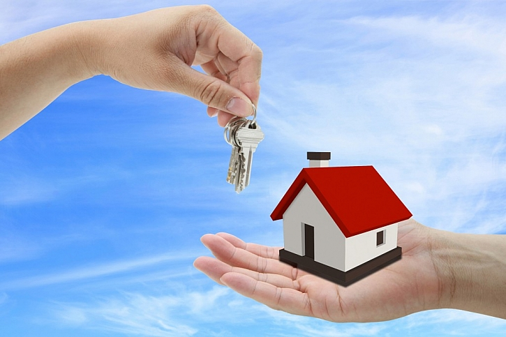 Díky finančním zdrojům z hypotečního úvěru bydlíte brzy ve svém