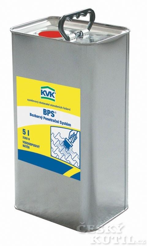 KVK stavební chemie: prostředky pro povrchové úpravy staveb