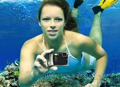 Fotografujeme a natáčíme pod vodou