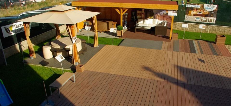 Jarní převlek terasy s WoodPlastic®