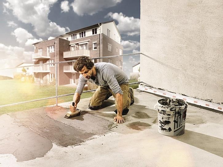 Jak vydláždit balkón