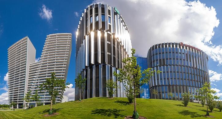 Nové budovy