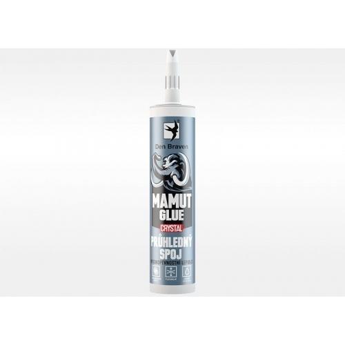 Den Braven Mamut Glue, High Tack lepidlo 290 ml transparent, 1183