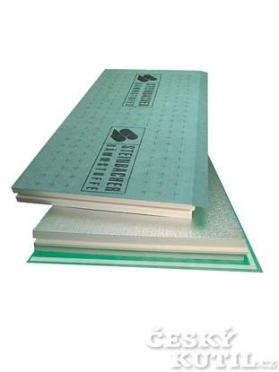 Nadkrokevní tepelná izolace šikmých střech - STEINOTHAN 120