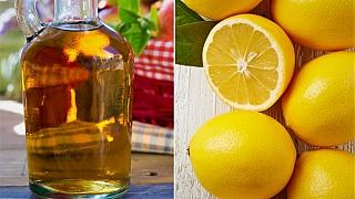 Zdravá domácnost: Odstraňte vodní kámen octem a citronem