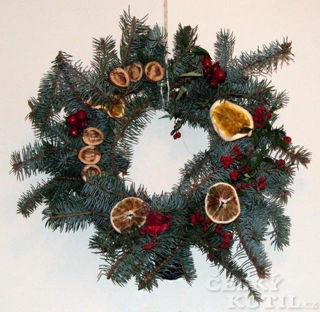 Ozvěny Vánoc - dekorace od čtenářů 1