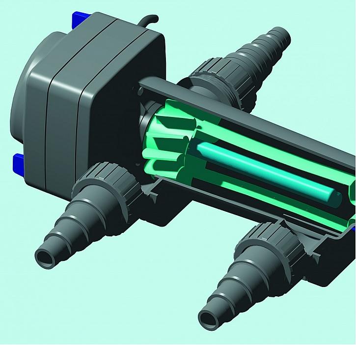 UV lampa typu Bitron