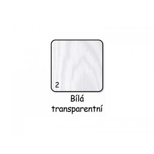 Puppolina Truhla na hračky 48x90x64 Tr.bílá