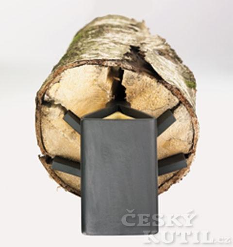 Elektrické štípačky na dřevo - aneb sekera je za dva zlatý a štípačka za tolar
