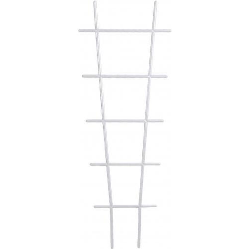 PROSPERPLAST DRAB Podpěra žebřík 38 cm, bílá