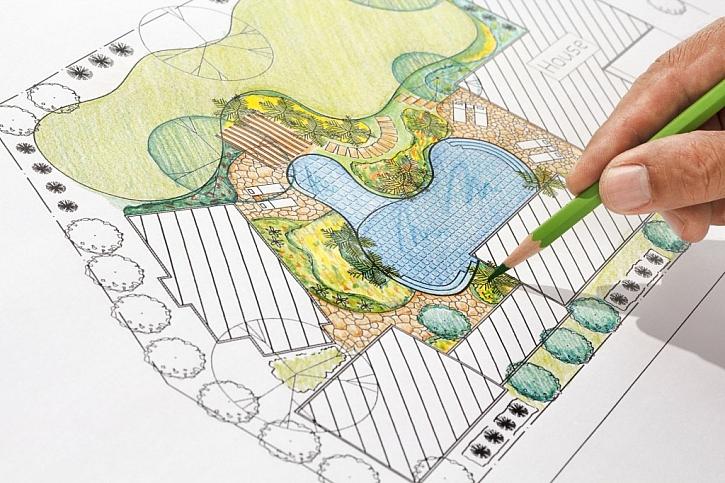 Nejlepší je myslet na oplocení pozemku od začátku plánování zahrady